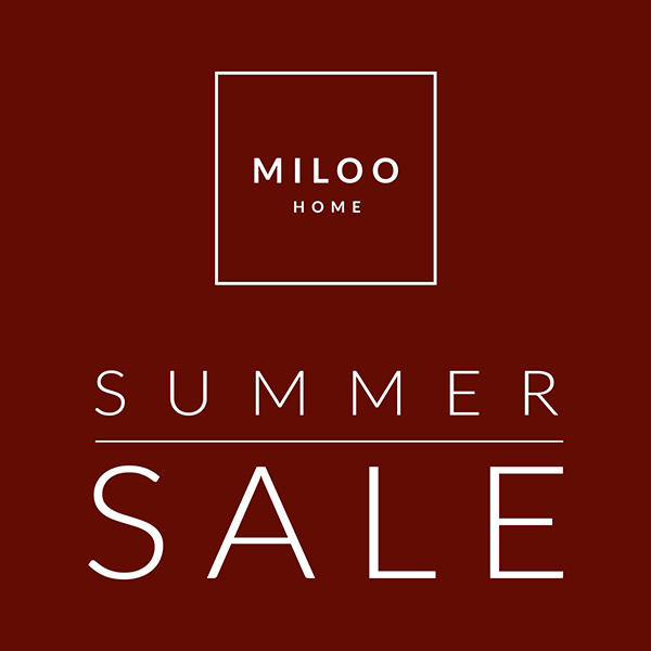 Summer Sale w Miloo Home